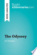 The Odyssey by Homer  Book Analysis