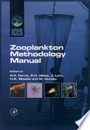 Ices Zooplankton Methodology Manual book