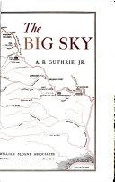 The Big Sky  Pdf/ePub eBook