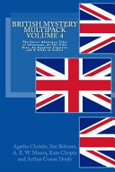 British Mystery Multipack Volume 4