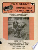WALNECK'S CLASSIC CYCLE TRADER, ISSUE #32