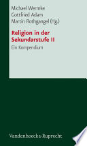 Religion in der Sekundarstufe II
