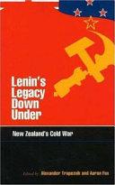 Lenin's Legacy Down Under
