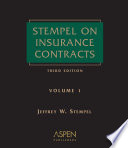 Stempel on Insurance Contracts
