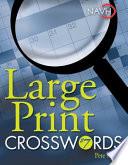 Large Print Crosswords  7