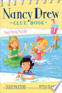Pool Party Puzzler : her clue crew friends investigate who...