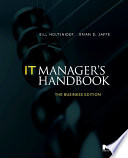 It Manager S Handbook The Business Edition