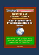 Strategy And Grand Strategy