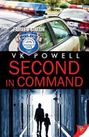 Second in Command Book Cover