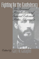 download ebook fighting for the confederacy pdf epub