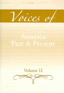 Voices of America Past and Present