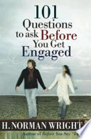 101 Questions To Ask Before You Get Engaged : all couples who become engaged this year will...