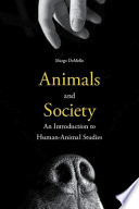 Animals And Society book