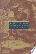 Aristotelian Explorations And Practices Of Scientific And Philosophical Research