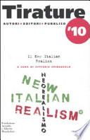 Tirature 2010  Il new Italian realism