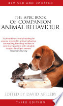 The APBC Book of Companion Animal Behaviour