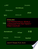 English The Prototypical World Language For The Twenty First Century
