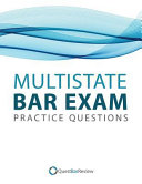 Quest Multistate Bar Exam  MBE  Practice Questions