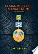 Human Resources Management  13th Ed  Garry Dessler  2013