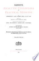 Sajous s Analytic Cyclopedia of Practical Medicine