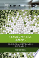 Quantum Machine Learning Book PDF