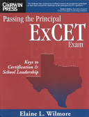 Passing the Principal ExCET Exam