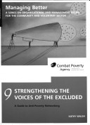 Strengthening the Voices of the Excluded