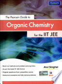 The Pearson Guide To Organic Chemistry For The Iit Jee