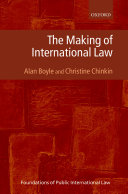 The Making of International Law
