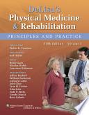 DeLisa s Physical Medicine and Rehabilitation