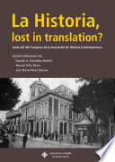 La Historia, lost in translation? Castilla La Mancha Organizo Entre El