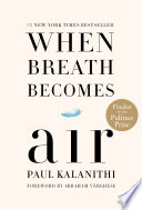 When Breath Becomes Air Book PDF