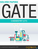 GATE Solved Papers for Chemistry  CY