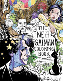 The Neil Gaiman Coloring Book