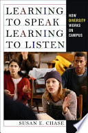 Learning to Speak  Learning to Listen