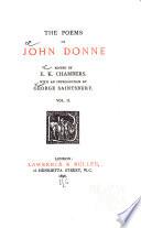 Poems of John Donne