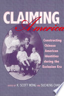 Claiming America book