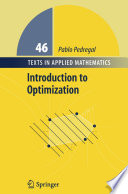 Introduction To Optimization book