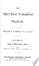 The Old & New Testament Student