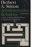 Administrative Behavior