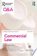 Q A Commercial Law 2013 2014