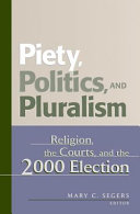 Piety  politics  and pluralism