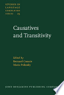 Causatives and Transitivity