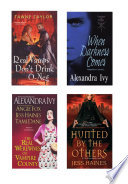 download ebook a vampire bundle: the real werewives of vampire county, when darkness comes, real vamps don't drink o-neg, & hunted by the others pdf epub
