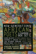 New Generation African Poets  a Chapbook Box Set  Nne