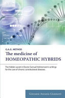 Book The Medicine of Homeopathic Hybrids