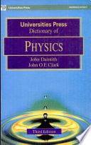 Universities Press Dictionary Of Physics (3rd Edition)