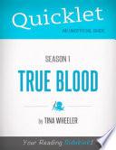 Quicklet on True Blood  Season One