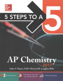 5 Steps to a 5  AP Chemistry 2017