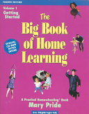 The Big Book of Home Learning   Getting Started